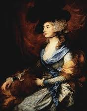 Sarah Siddons by Gainsborough (wikipedia)