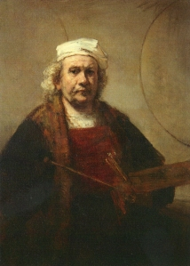 Rembrandt self portrait (Kenwood House)