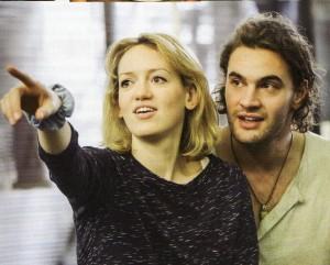 Lucy Briggs-Owen & Tom Bateman