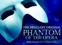 Phantom of the Opera (ticketmaster.co.uk)