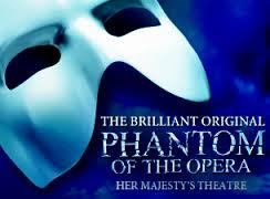 Phantom of the Opera (ticketmaster.co.uk)