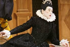 Rylance as Olivia in the Globe's Twelfth Night (theguardian.com)