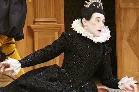 Rylance as Olivia in the Globe's Twelfth Night (theguardian.com)