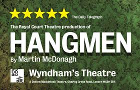 Hangmen poster (delfontmackintosh.co.uk)